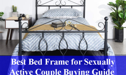 Best Bed Frames for Sexually Active Couple Buying Guide Reviews (Updated) 2020