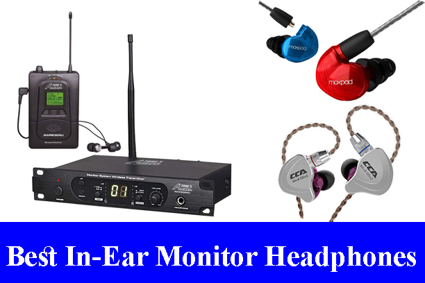Best In-Ear Monitor Headphones for Drummer Reviews (Updated)