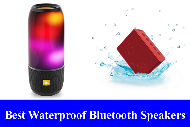 Best Waterproof Bluetooth Speakers Reviews (Updated)