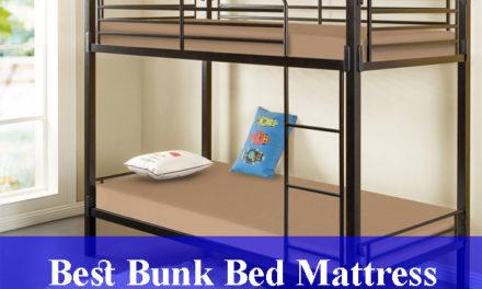 Best Bunk Bed Mattress Reviews (Updated)