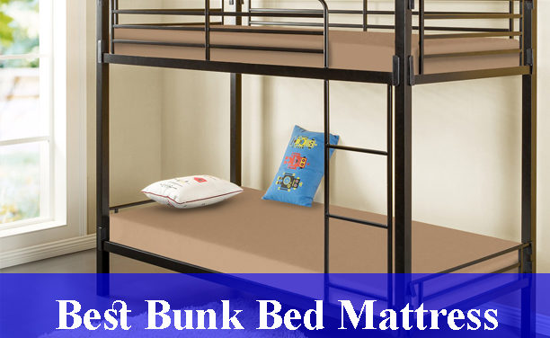 Best Bunk Bed Mattress Reviews (Updated)