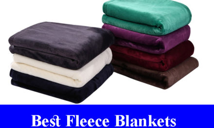 Best Fleece Blankets Reviews (Updated)