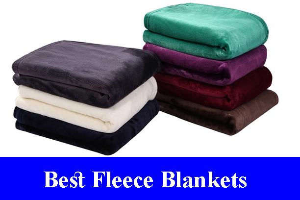 Best Fleece Blankets Reviews (Updated)