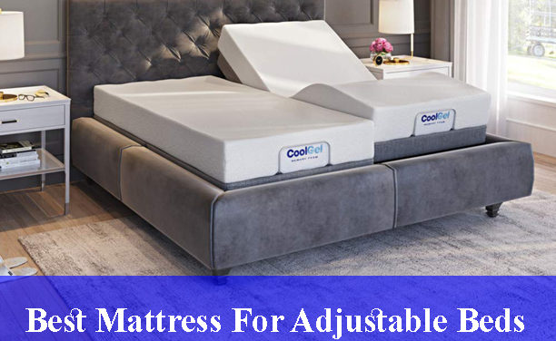 Best Mattress With Adjustable Beds Reviews 2021