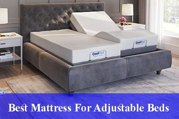 Best Mattress For Adjustable Beds Reviews (Updated)