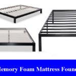 Best Memory Foam Mattress Foundations Reviews 2021