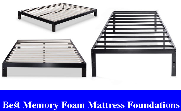 Best Memory Foam Mattress Foundations Reviews 2021