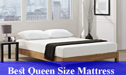 Best Queen Size Mattress Review (Updated)