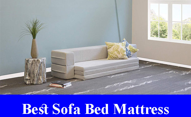 Best Sofa Bed Mattress Reviews (Updated)