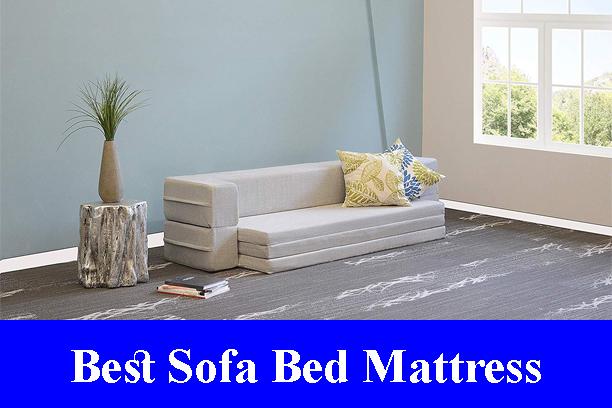 Best Sofa Bed Mattress Reviews (Updated)