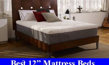 Best 12 Inch Memory Foam Mattress Beds Reviews (Updated) 2020