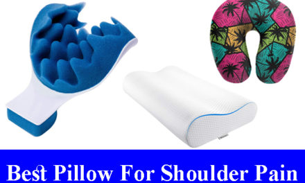 Best Pillow For Shoulder Pain Reviews 2021