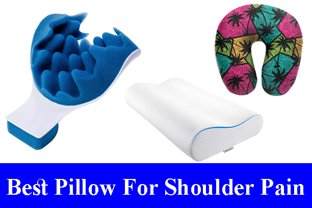 Best Pillow For Shoulder Pain Reviews (Updated) 2020