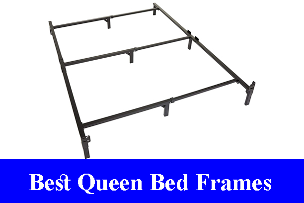 Best Queen Bed Frames Reviews (Updated) 2020