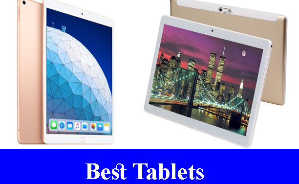 Best Tablets Reviews (Updated)