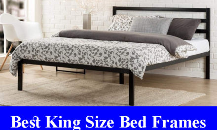 Best King Size Bed Frames Reviews (Updated)