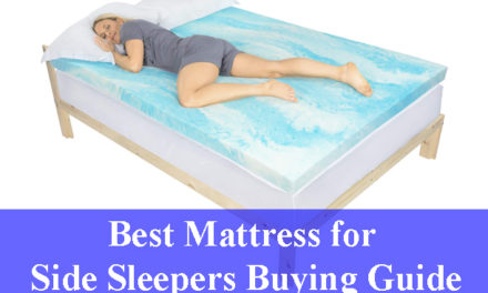 Best Mattress for Side Sleepers Buying Guide Reviews (Updated) 2020