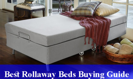 Best Rollaway Beds Buying Guide Reviews (Updated) 2020