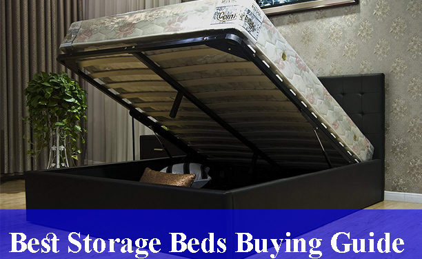 Best Storage Beds Buying Guide Reviews (Updated)