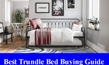 Best Trundle Bed Buying Guide Reviews (Updated) 2020