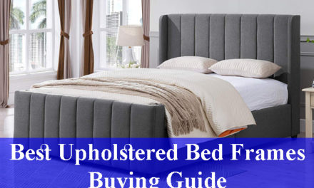 Best Upholstered Bed Frames Buying Guide Reviews (Updated) 2020