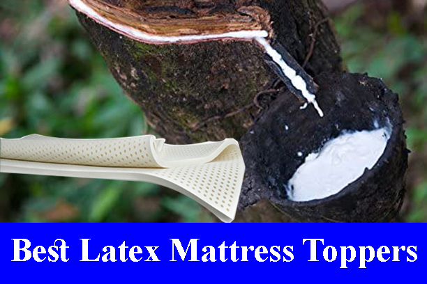 Best Latex Mattress Toppers Reviews (Updated) 2020