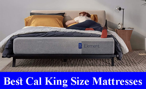 Best California King Size Mattresses Reviews 2020