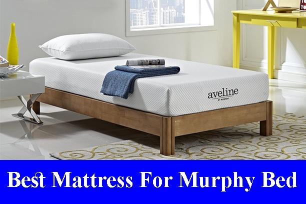 Best Mattress For Murphy Bed Reviews 2021